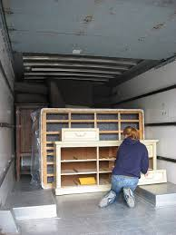 100 How To Load A Moving Truck Professional Movers On To Properly Wrap Furniture For