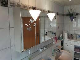 spiegelschrank bad badezimmerschrank beleuchtung kegelförmig