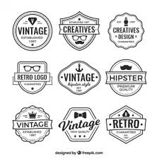 Vintage Logo Vectors Photos And PSD Files