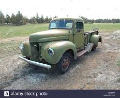 International Harvester Truck Stock Photos & International Harvester ...