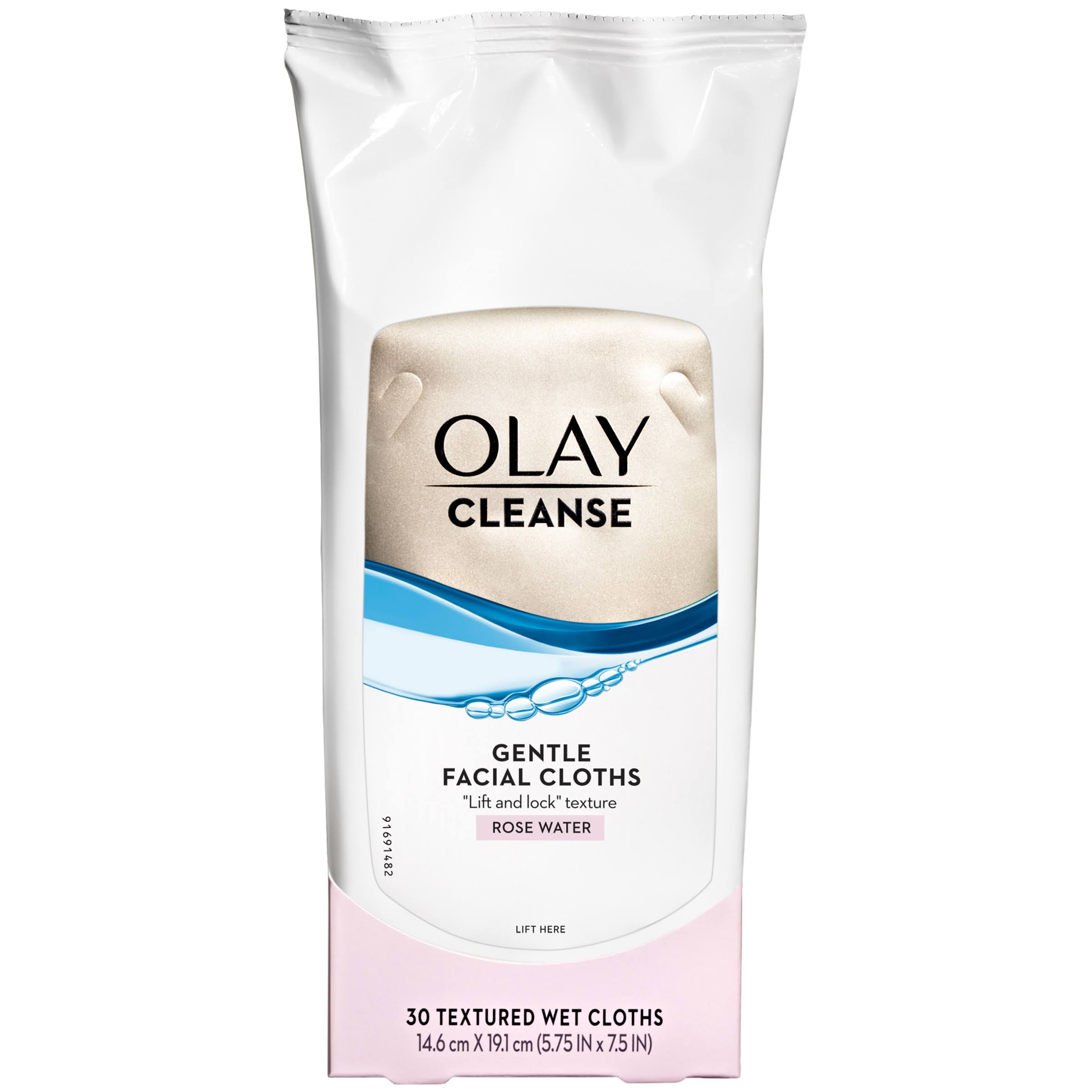 Olay Normal Wet Cleansing Cloths - 30ct