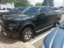 100 Used Ford Trucks Denver 2013 F150 For Sale CO F1245880A