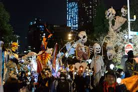 Park Slope Halloween Parade 2014 by Halloween Parade 2015 Thousands In Costume Haunt The Streets Of