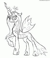 Kids Coloring Pages My Little Pony At GetDrawingscom Free For