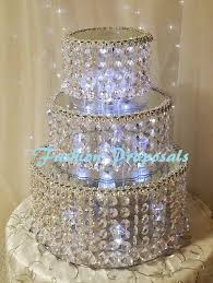 255 best Bling Crystal Diamond Cake and cupcake stands images on