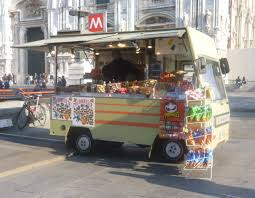 "How Do You Say ""Food Truck"" In Italian? 
