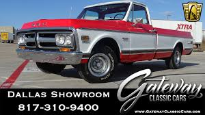 100 1972 Gmc Truck GMC C1500 Sierra Grande Gateway Classic Cars 909DFW