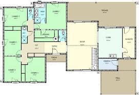 surface chambre plan de dressing chambre cheap faades with plan de dressing