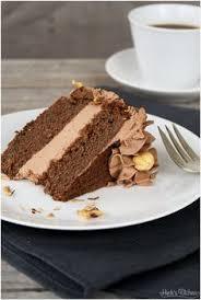 nutella torte nutella kuchen rezept kuchen und torten