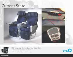 100 Seat By Design MiQ Universal Business Class By Mark Peurifoy At