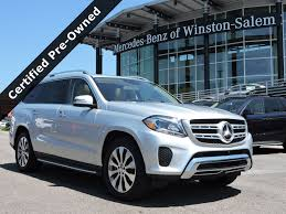 Used 2017 Mercedes-Benz GLS 450 For Sale | Winston-Salem, NC ... Used Cars For Sale Car Dealership In Winstonsalem Nc Winston Salem 27107 Webber Automotive Llc New Nissan Trucks Deals Modern Of Chevrolet Vehicles Sale 27105 Sales Semi In Nc Prime And Inspirational Rogue Satisfying Tahoe Less Than 1000 Dollars Autocom Diesel For Appleton Wi Best Truck Resource
