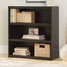 Ameriwood Dresser Big Lots by Ameriwood Dark Russet Finish 3 Shelf Bookcase 28 15 16