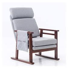 Amazon.com: LYQZ Adjustable Lazy Sofa Solid Wood Rocking Chair ... Danish Modern Rocking Chair Light Grey Upholstery For Inspiring Design Ideas On The Balcony Stock Image Of Background Bluegreenpainted Porch Sale Number 3023t Christopher Knight Home 301988 Bethany Mid Century Fabric Walnut Katell Vida Living Carla Chairlight Wildridge Heritage Double Traditional Rocker Cult Stanley In Dark Erland Gray Durogreen Classic Durogreen Outdoor