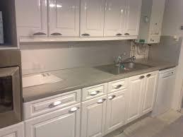 plan de travail cuisine béton ciré béton décoratif cuisines et mobilier béton ciré décoratif