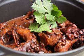 cuisiner le poulpe ragout de poulpe