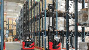 Reach Trucks From Linde Material Handling New Forklifts Toyota Nationwide Lift Trucks Inc Nissan 14 Tonne Narrow Isle Reach Truck Amazoncom Norscot Cat Reach Truck Nr16n Nr1425n H Range 125 The Driver Of A Forklift Pallet Editorial Linde R16shd12 Price 9375 Year Of Manufacture For Paper Rolls With Automatic Clamp Leveling High Ntp Manitou Er Trucks Er12141620 Stellar Machinery Monolift Mast Narrow Aisle Rm Crown Equipment Tf1530 Electric Charming China Manufacturer R Series 125t Desitting Demo Action