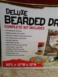 bearded dragon tank kit ok leopardgeckos