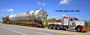 Recovered SpaceX Falcon 9 Booster Moves Back To KSC For Eventual ... Courier And Trucking Link Directory Terminals Innear Las Vegas Page 1 Ckingtruth Forum 2 Story Ford Falcon The Good Days Of My Trucking Pinterest Falcon Company Musk Unveils The Electric Autopilotenhanced Tesla Semi Truck Pictures From Us 30 Updated 2162018 Can You Take Your Truck Home With Reader Rigs Gallery Ordrive Owner Operators Magazine Midatlantic Transport Inc Cordova Md Rays Photos Kinard York Pa