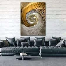 bild auf leinwand dekobilder wohnzimmer schlafzimmer flur wandbild