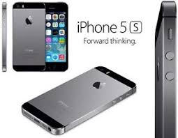 Apple iPhone 5S 16GB Space Grey 4G LTE with Fingerprints