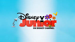 508 disney junior with spring season spoof pixar l luxo jr logo