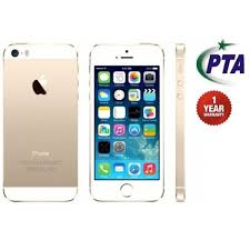 Apple iPhone 5s Gold 16GB ficial Warranty price in Pakistan