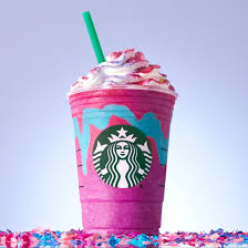 For A Limited Time Starbucks Will Be Serving Unicorn Frappuccino Which