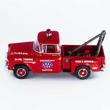 100 Aaa Truck Matchbox Models Of Yesteryear 1955 Chevy 3100 Pickup AAA Towing