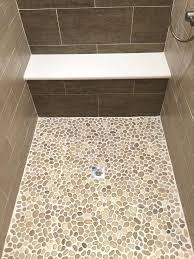 glazed java pebble tileshower ceramic tile designs bathroom