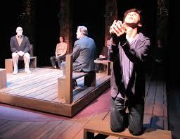 Theater Review Equus at City Lights San Jose
