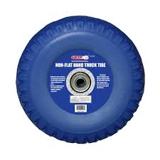 100 Hand Truck Tires Murdochs Grip NonFlat Tire Blue