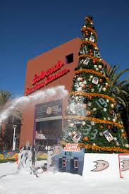 Stein Mart Christmas Trees by Snow Day At The Market Place Orange County Zest