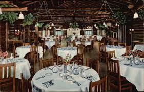 el tovar hotel dining room grand canyon national park arizona