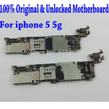 32gb for iphone 5 Motherboard  Original Unlocked for iphone 5