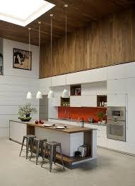 cuisine moderne et design 99 idées de cuisine moderne où le bois est à la mode kitchens