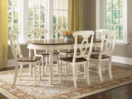 5 Piece Oval Dining Room Sets by Coronado 5 Piece Oval Dining Set Buttermilk Boston Interiors
