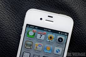 iOS 5 1 shows 4G indicator in iPhone 4S status bar for AT&T