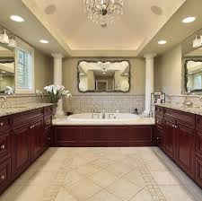 Tiles For Backsplash In Bathroom by 28 Gorgeous Bathrooms With Dark Cabinets Lots Of Variety