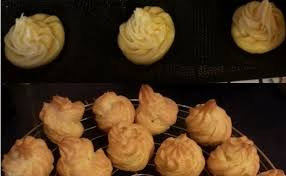 recette de pâte à choux pour préparation saléé i cook in