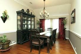 Two Toned Dining Room Tone Sets Set Also Mocha