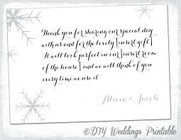 Sample Wedding Thank You Notes Free Note Examples Templates Template Memories Sony Vegas Download