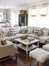 Grey Leather Sectional Living Room Ideas by Best 25 Living Room Sectional Ideas On Pinterest Living Room