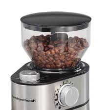 The Fresh Grind Coffee Maker 80333R Features A Removable Grinding Chamber For Easy Pouring And Cleaning