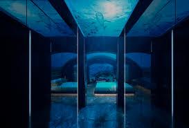 100 Conrad Maldive Photos Worlds First Glass Underwater Hotel Suite At S
