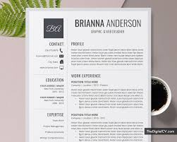 Editable Resume Template For Word, 1-3 Page, Job Resume Template, Simple CV  Template, Cover Letter, Modern Resume, Creative Resume, Professional ... Cv Template For Word Simple Resume Format Amelie Williams Free Or Basic Templates Lucidpress By On Dribbble Mplates Land The Job With Our Free Resume Samples Sample For College 2019 Download Now Cvs Highschool Students With No Experience High 14 Easy To Customize Apply Job 70 Pdf Doc Psd Premium Standard And Pdf