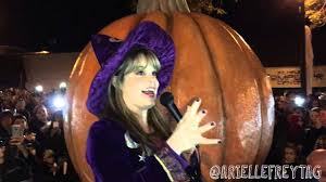 Cast Of Disneys Halloweentown by Marnie Kimberly J Brown Comes Back To Halloweentown Youtube