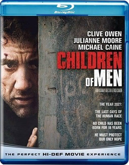 Children of Men - BLU-RAY
