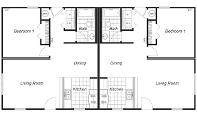 Bedroom Duplex Floor Plans Ideas by Modular Homes Home Plan Search Results