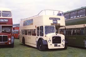 FOR SALE 1960 Bristol FS Motorhome
