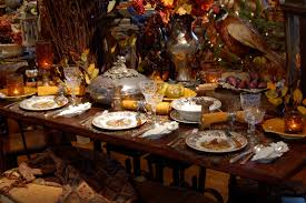 Elegant Kitchen Table Decorating Ideas by Holiday Dining With Others Christmas Table Decorations Gold